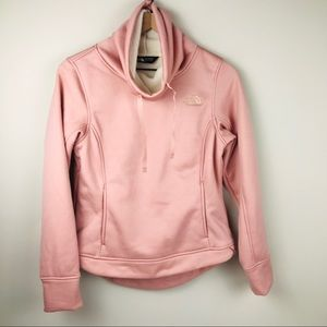 The North Face Blush  Cowl Neck Pullover Small